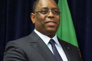 Macky Sall, PR du Sénégal