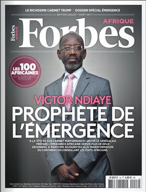 Forbes Afrique - Juillet-Août 2017
