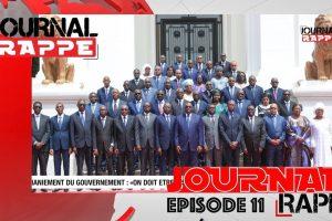 Journal Rappé – saison 4 – épisode 11 : Macky Baba & les 40 ministres