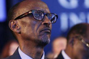 Paul Kagame, en septembre 2014 à New York, aux Etats-Unis. © Mark Lennihan/AP/SIPA