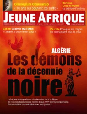 Jeune Afrique - Octobre 2017