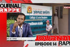 Journal Rappé – saison 4 – épisode 14 : Yavuz Selim, le casse tête turc