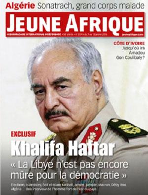 Jeune Afrique - Janvier 2018