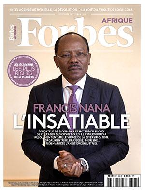 Forbes Afrique - Octobre-Novembre 2017