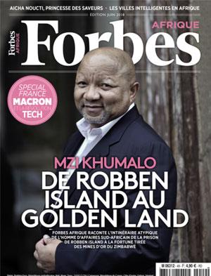 Forbes Afrique - Édition Juin 2018