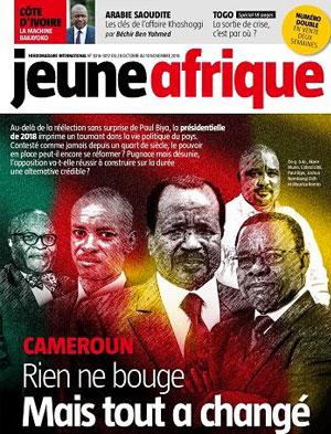 Jeune Afrique - N° 3003