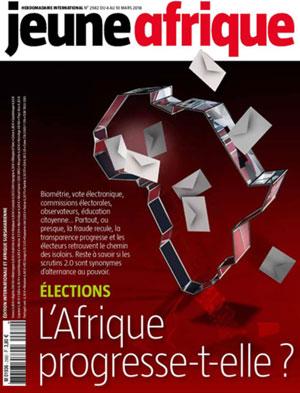 Jeune Afrique - N° 2982